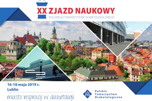 XX Zjazd Naukowy Polskiego Towarzystwa Diabetologicznego