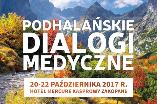 I Podhalańskie Dialogi Medyczne | 20-22.10.2017 r.