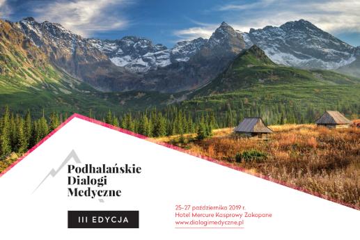 III Podhalańskie Dialogi Medyczne