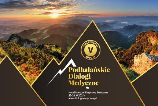 Konferencja Podhalańskie Dialogi Medyczne poraz PIĄTY!